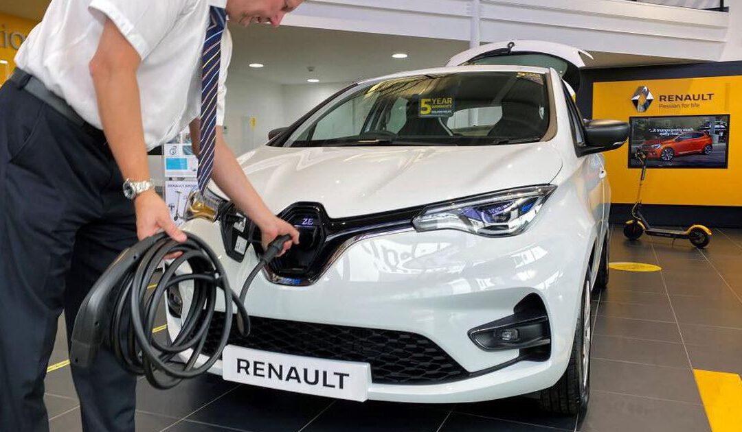 'Batterijauto na 2025 goedkoper dan benzine'