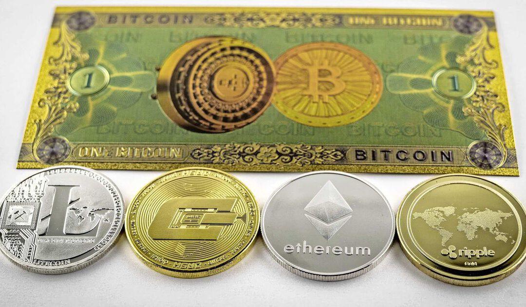 Bitcoin blijft achter bij cryptomania
