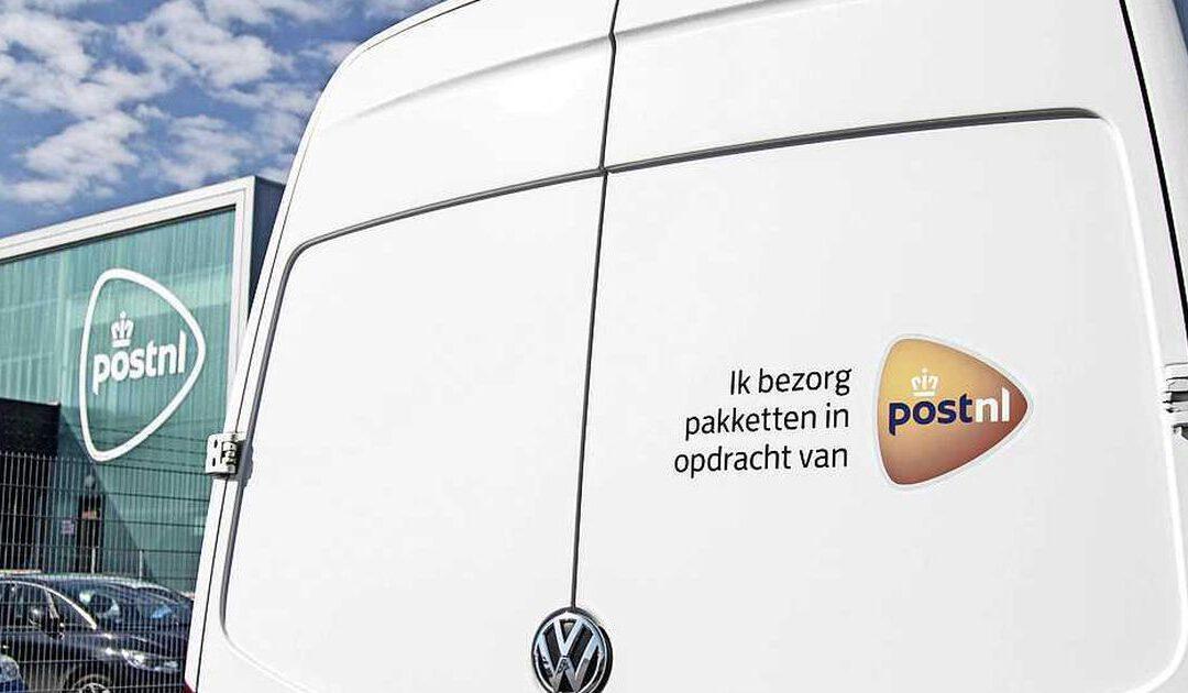 'Pakketbezorgers in Nederland zwart betaald'
