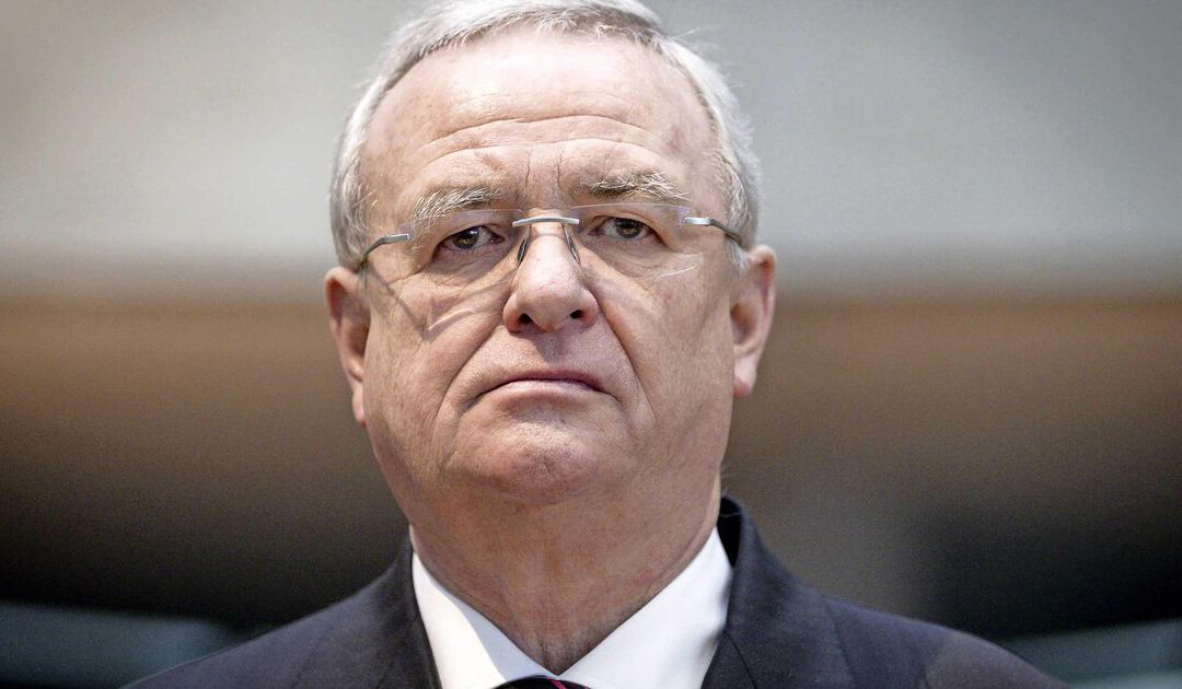 'Oud-topman betaalt VW miljoenenvergoeding'
