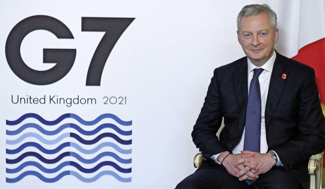 G7-landen bereiken akkoord over wereldwijd belastingplan