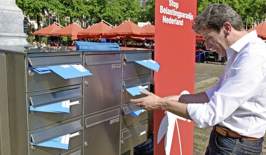 'Belastingdeal G7 raakt ook Nederland'