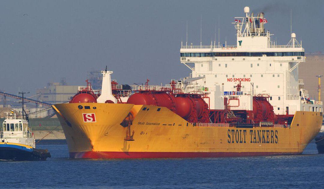 Stolt Tankers op eigen beursbenen