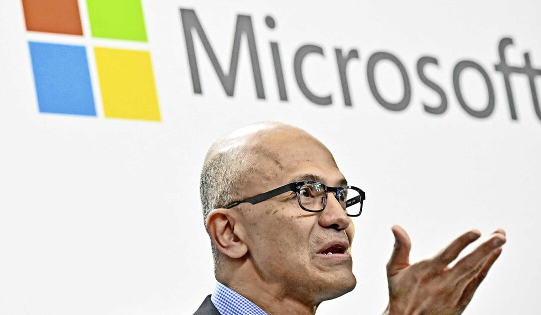Clouddiensten jagen omzet Microsoft omhoog
