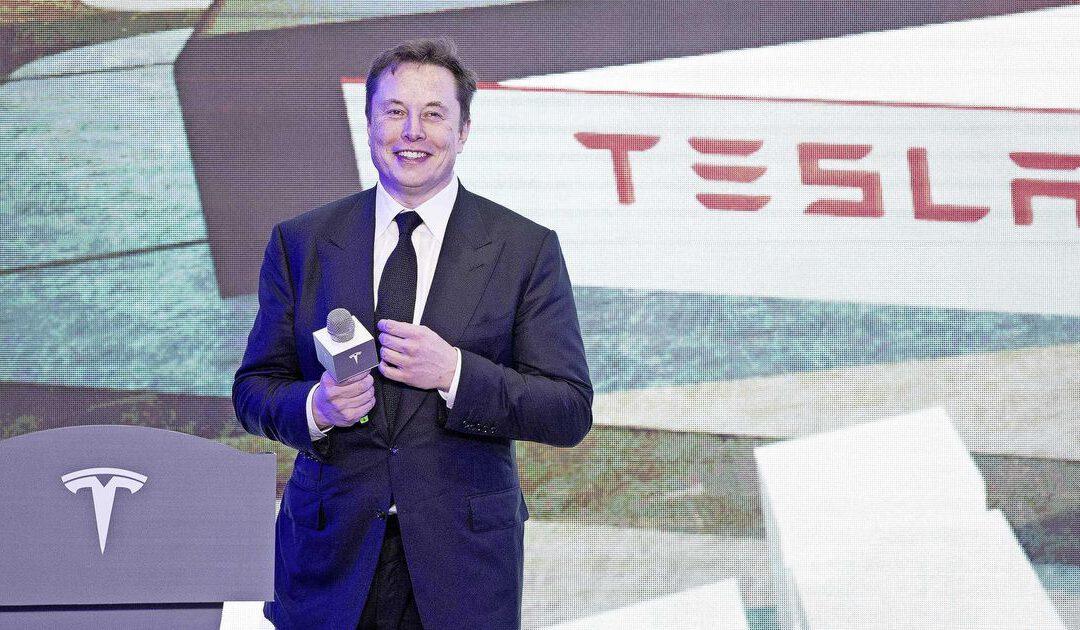Omzet Tesla verdubbeld naar $12 miljard