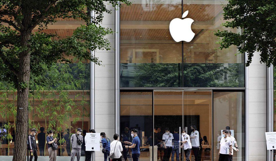 Harde groei verkoop iPhones stuwt omzet en winst Apple