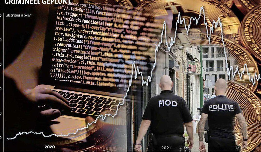Zo maakt Openbaar Ministerie miljoenen aan bitcoins buit