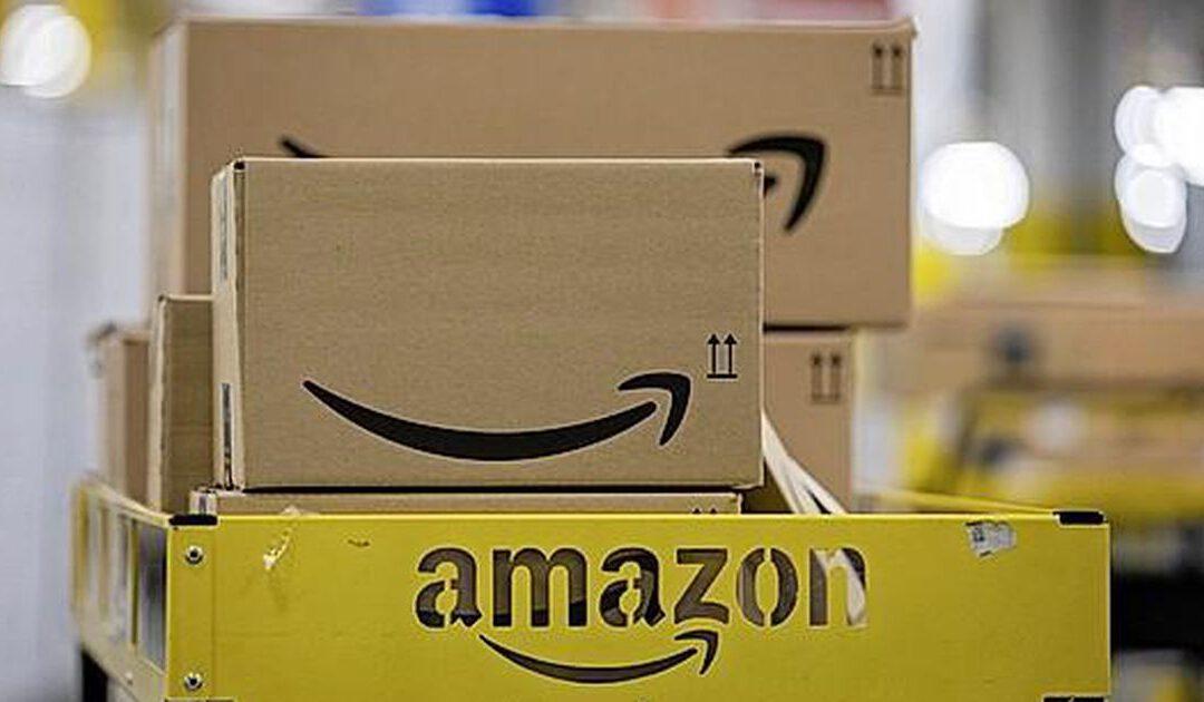 Amazon valt tegen met omzet en verwachting