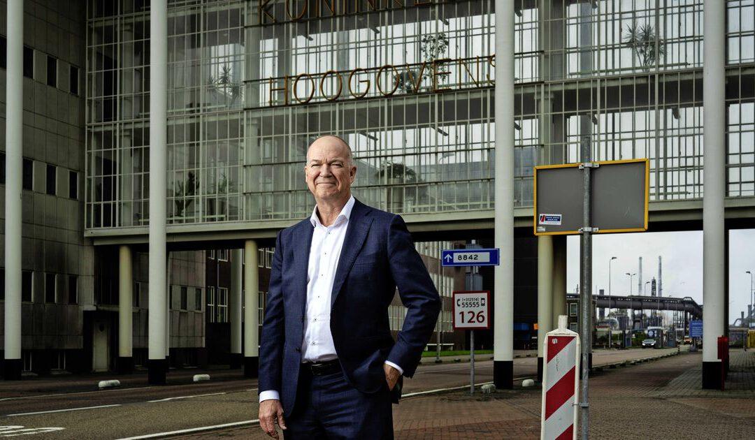 Tata Steel-topman: 'Groen staal is de toekomst'