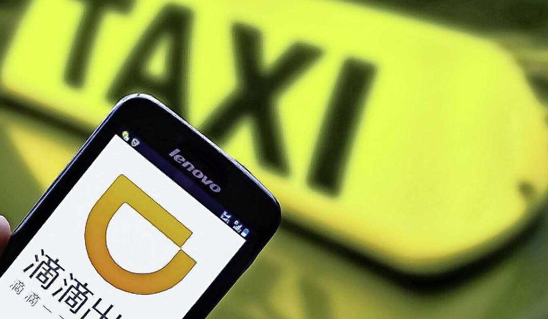 China blokkeert nog eens tientallen apps grootste taxi-bedrijf Didi