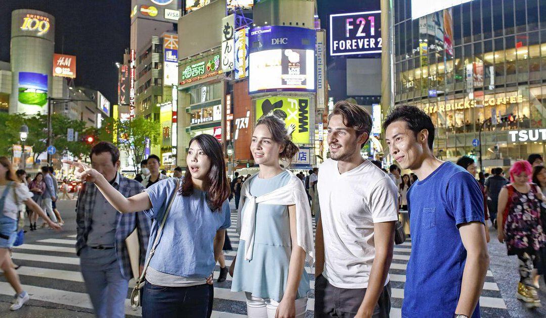 Tuimeling yen maakt Japan goedkoop vakantieland