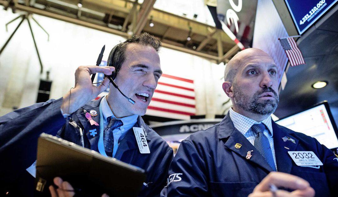 Beurzen in VS pieken met optimisme cijferseizoen
