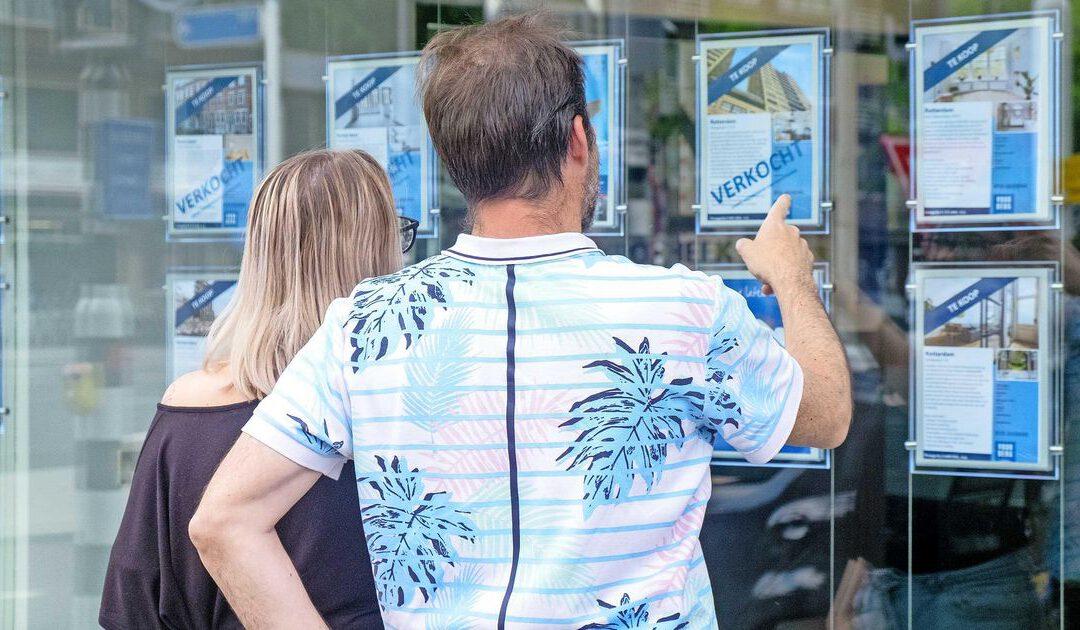 Ook doorstromers haken af in oververhitte woningmarkt