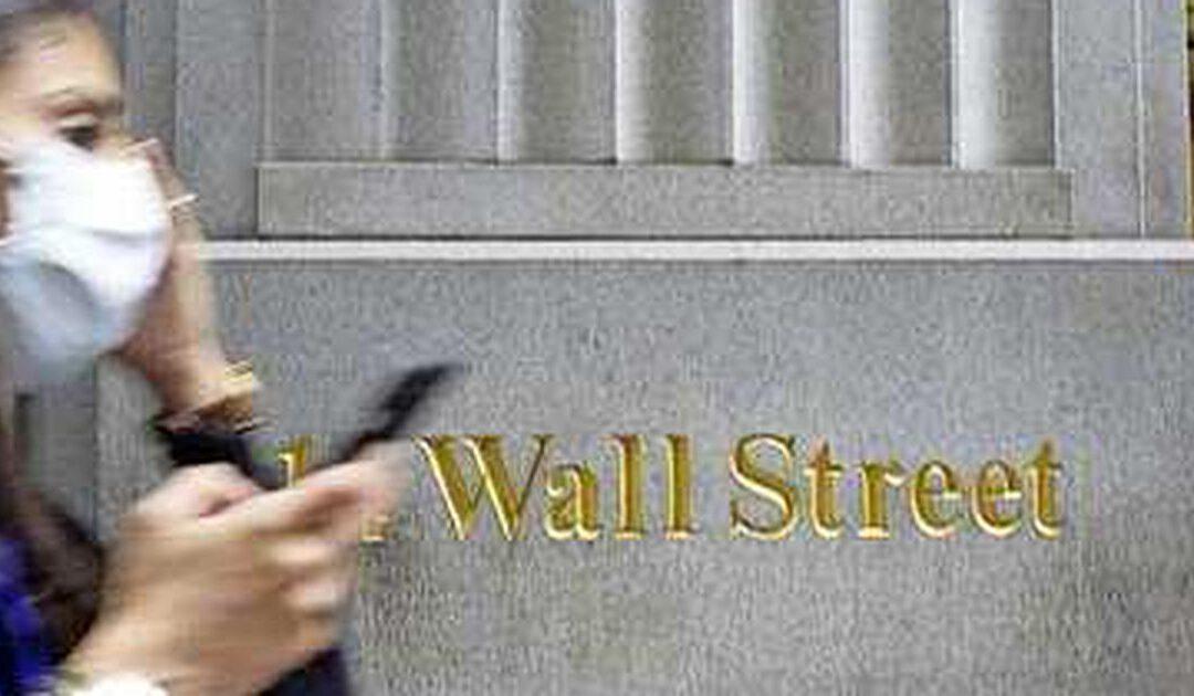Dow verliest 260 punten na opleving Delta-virus