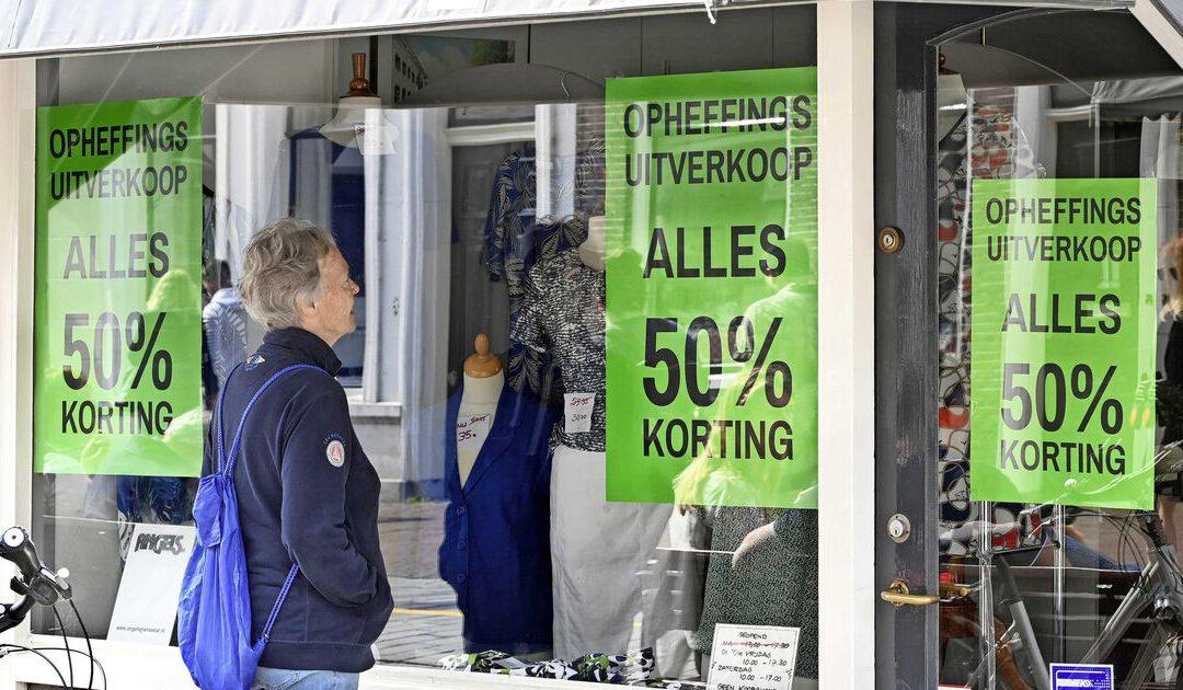 Ruim 13.000 bedrijven ondanks steun ten onder in crisis