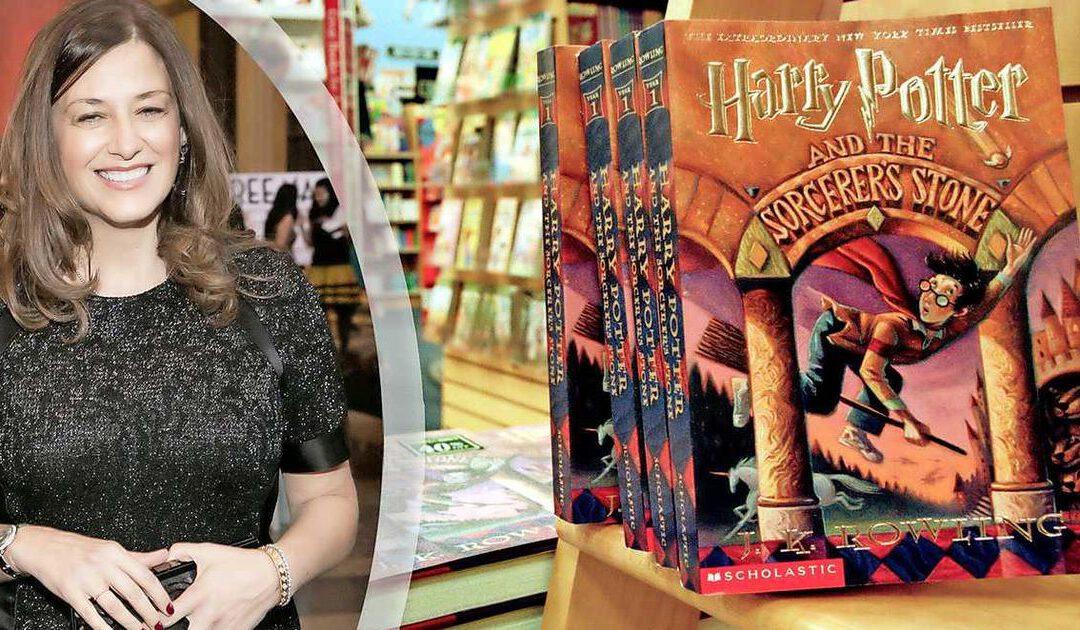 Iole Lucchese (54) krijgt onverwacht uitgeverij van Harry Potter-boeken