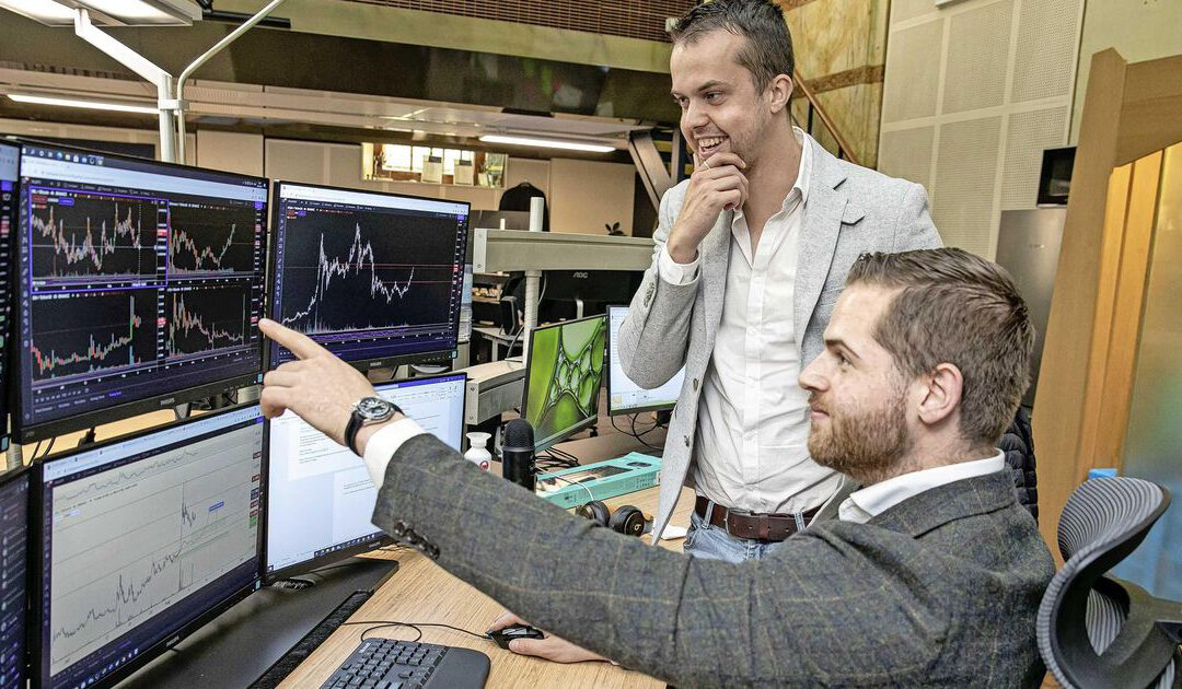 'Binnen jaar zakt cryptomarkt in'