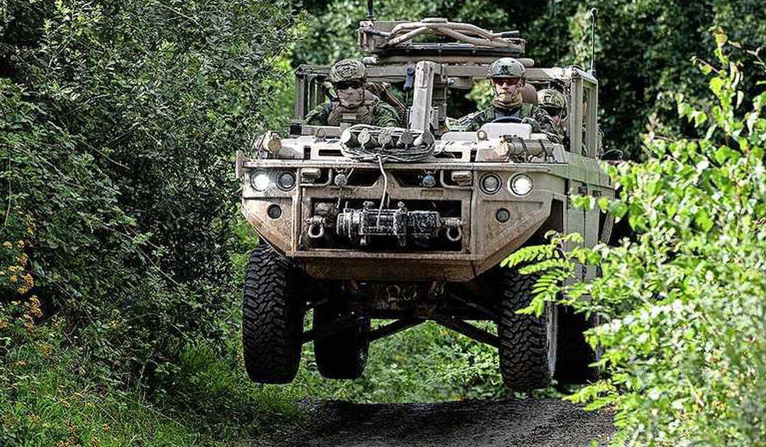 Defensieleverancier uit Tiel scoort met grote Duitse order legervoertuigen