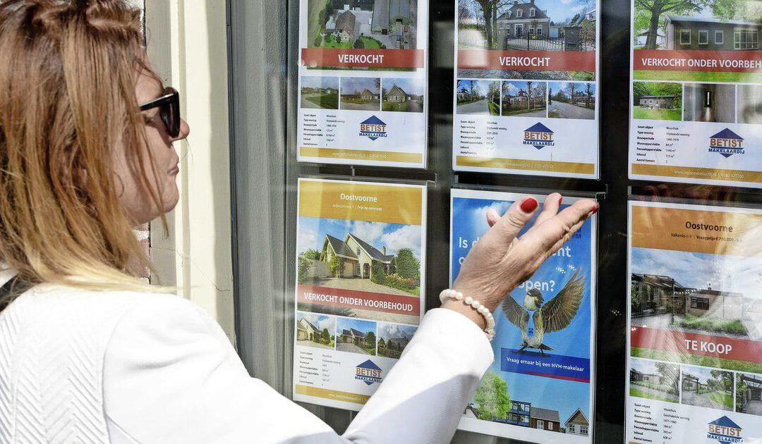 Grootste prijsstijging huizen in twintig jaar