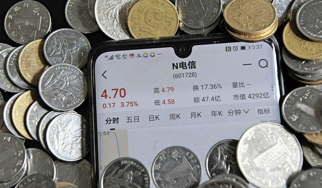 China duldt geen online kritiek op economie meer