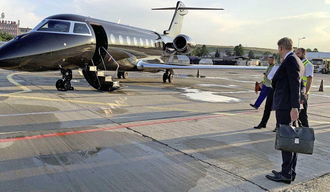Zakennomade en miljardair Remon Vos op jacht in Oost-Europa