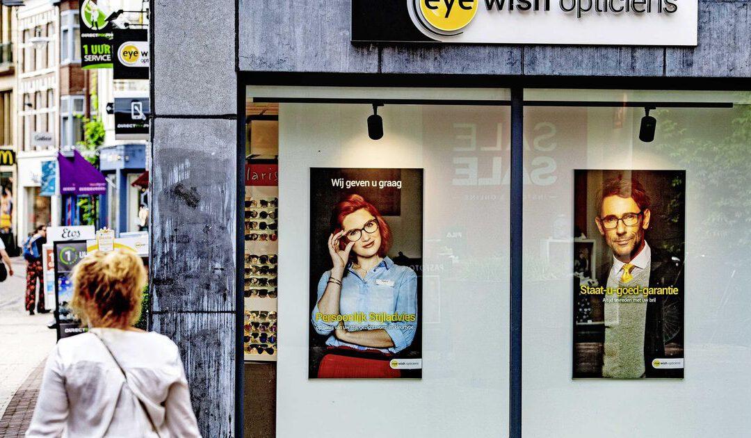 Blauw oog voor franchisenemers Eye Wish