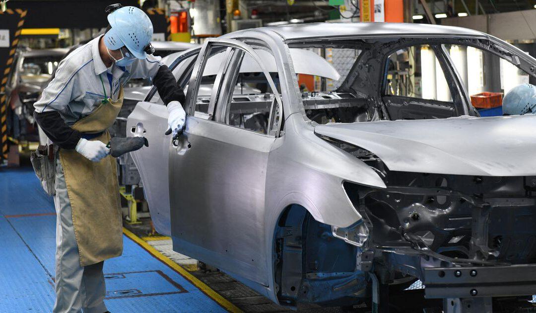 Toyota verlaagt productiedoelstelling