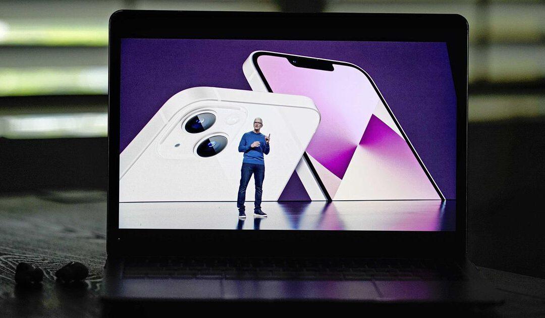 Apple focust op de camera, en geeft Watch groter scherm