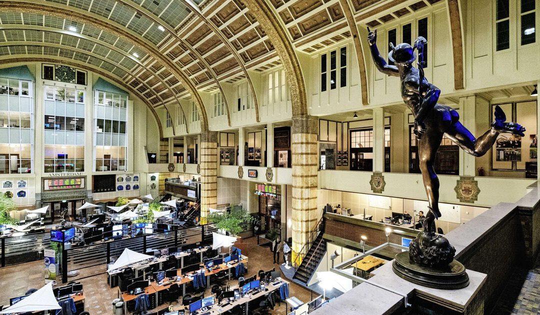 Liveblog: Wall Street raakt winst kwijt met prestaties banken VS op komst