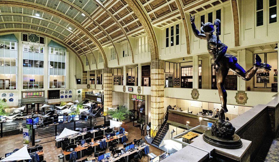 Beursblog: Wall Street volgt weg naar flink herstel